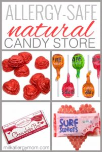 Allergy-Friendly Valentine Candy ~ One-Stop-Shop!