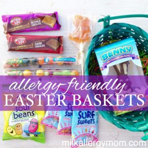 Dairy-Free Easter Basket Treats