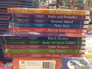 Good Children's Books at Five Below