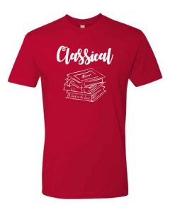 Classical T-Shirts for CC Moms