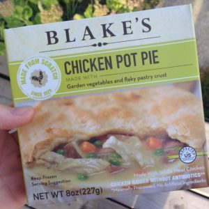 Milk-Free Find ~ Blake's Chicken Pot Pie