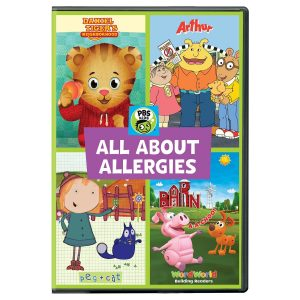 Food Allergy DVD for Kids