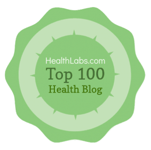 Top Health Blog Award!