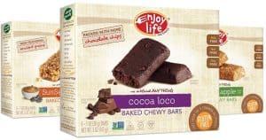 Enjoy Life Chewy Bars