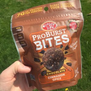 Milk-Free Find: Protein Bites