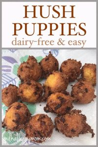 Delicious Hush Puppies