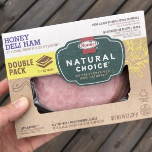 Milk-Free Find ~ Hormel Lunch Meat