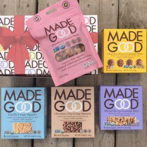 Dairy-Free Find: MadeGood Granola Bars & Bites