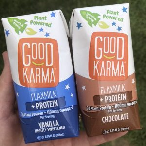 Dairy-Free Protein Drink: Good Karma