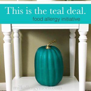 What Do Teal Pumpkins Mean?