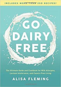 Review of Go Dairy Free 2nd Edition (VIDEO)