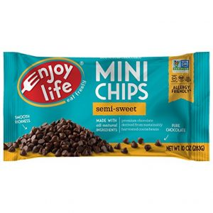 Dairy-Free Chocolate Chips ~ Enjoy Life