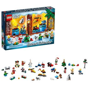 Allergy-Friendly Amazon Deal ~ LEGO City Advent