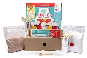Dairy-Free Find: Cupcake Kits by Fun For All Foods