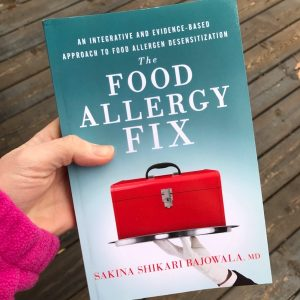 Allergy Book: The Food Allergy Fix