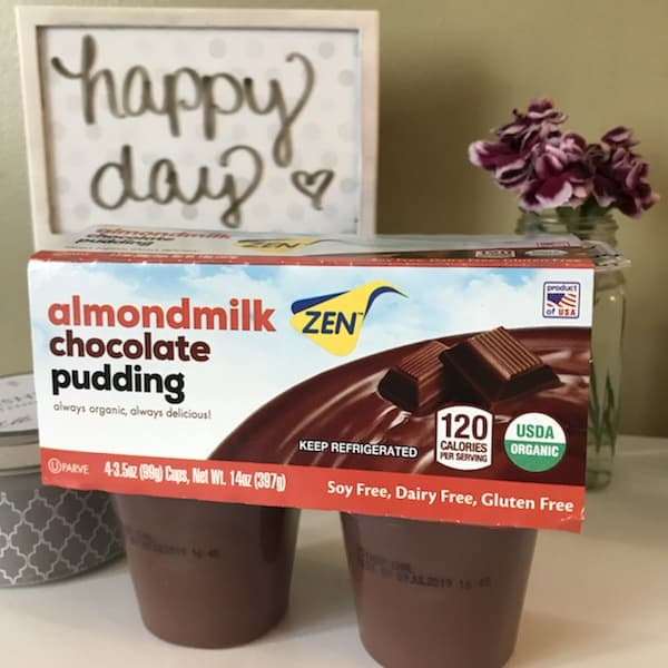 Dairy-Free Pudding Cups