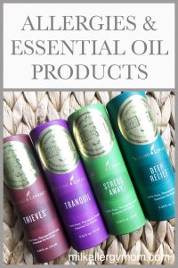 Allergies and Young Living Essential Oils