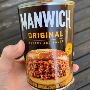 Dairy-Free Sloppy Joe Sauce by Manwich