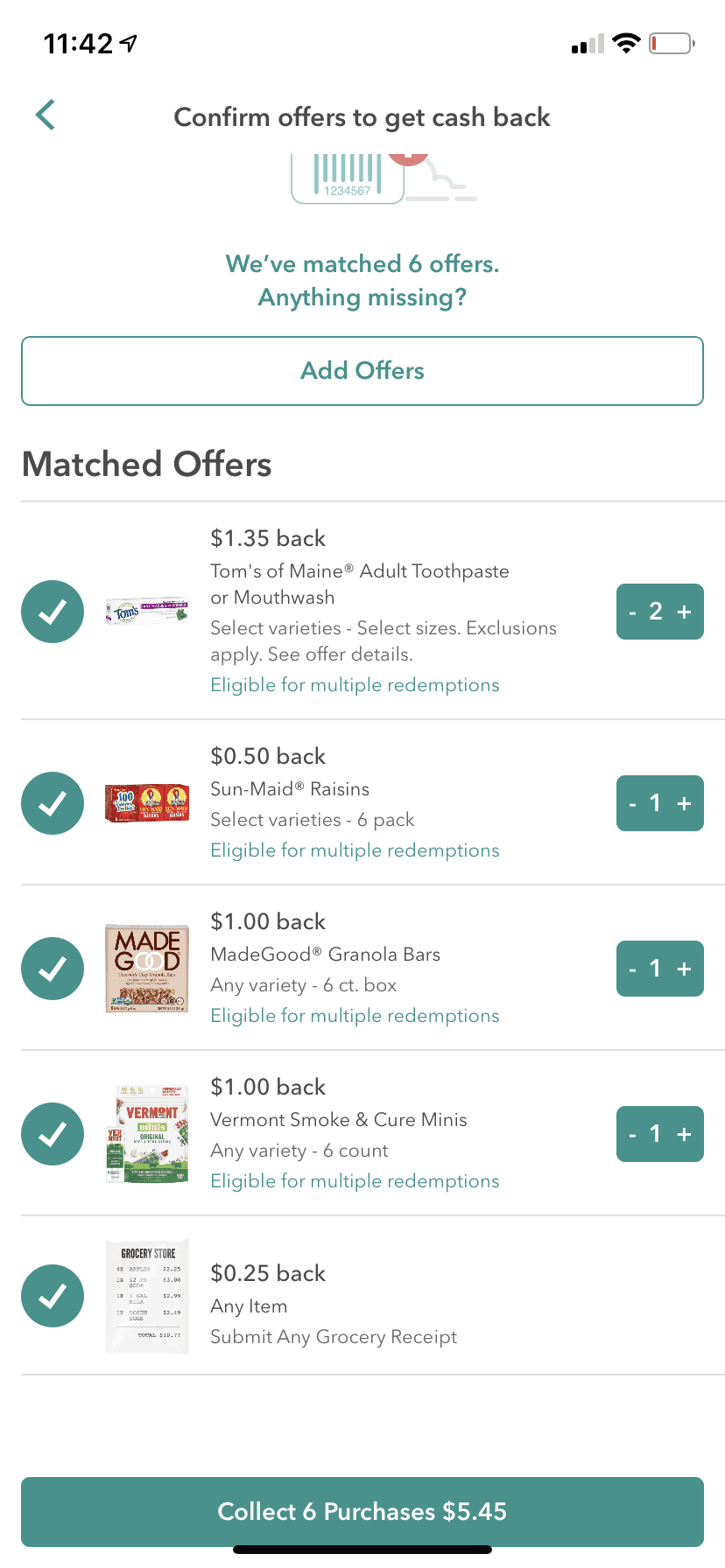 Dairy Free Snacks at Target
