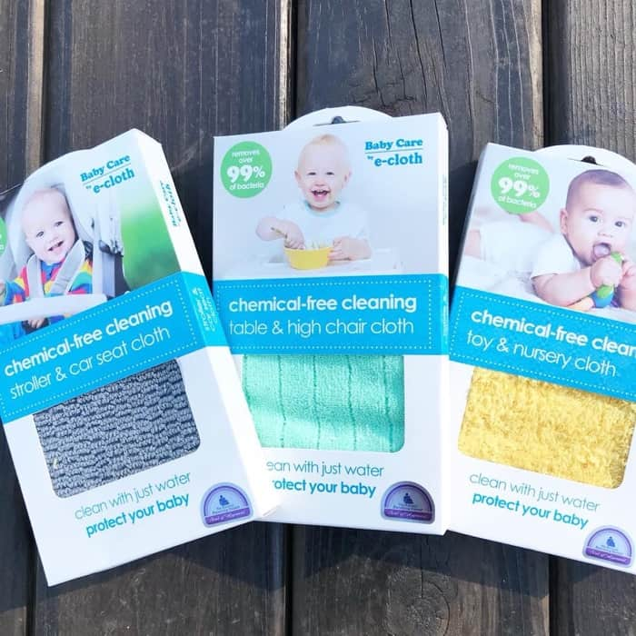Non-Toxic Cleaning Cloths