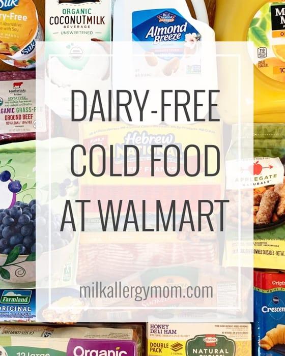 walmart dairy free