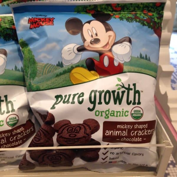 dairy free snacks at disney
