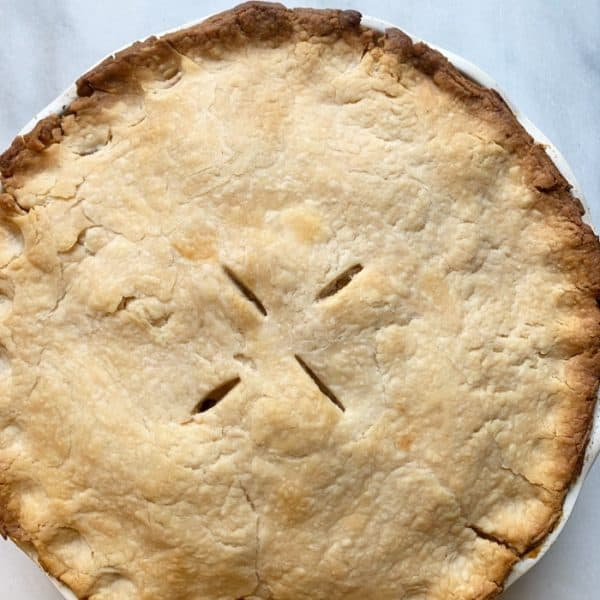 The Best Old Fashioned Homemade Apple Pie Recipe