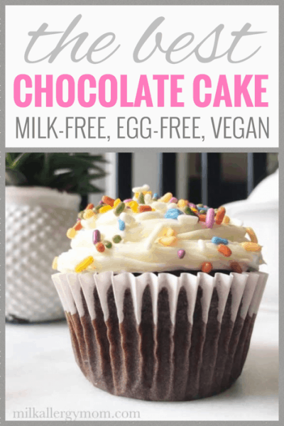 dairy and egg free cupcake recipe