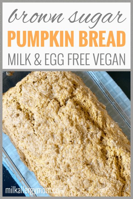 Vegan Pumpkin Bread Video