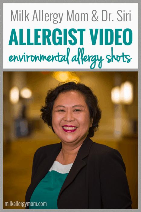 Environmental Allergy Shots & Food Allergy