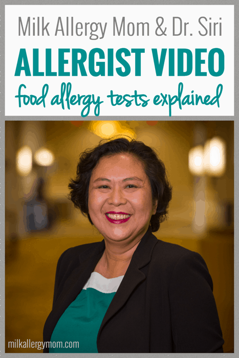 Food Allergy Tests Explained