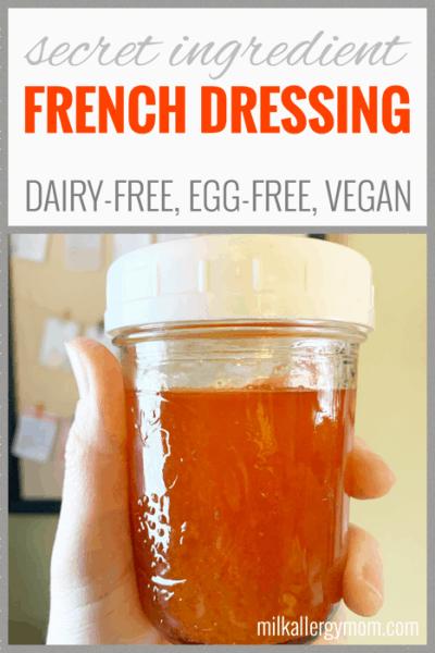 vegan french dressing