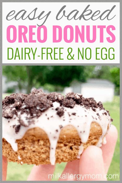 baked oreo donut recipe