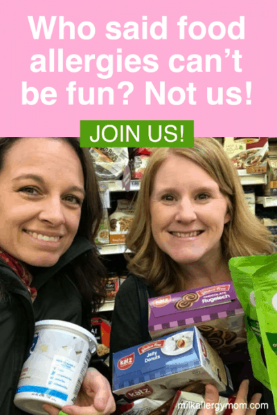 Dairy Free Shopping Group