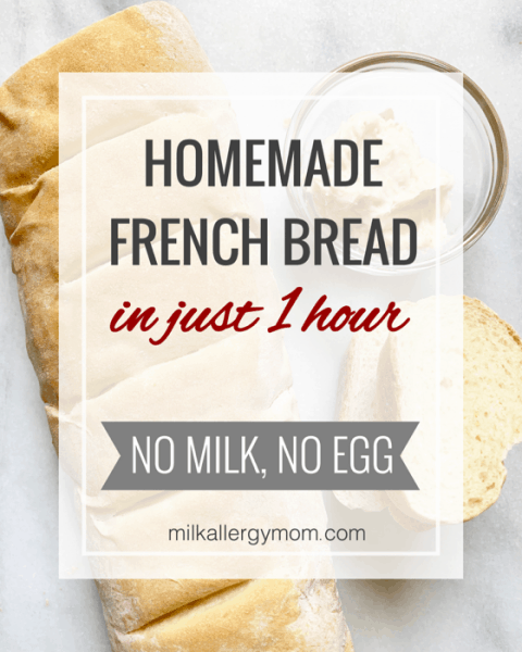Homemade 1-Hour French Bread