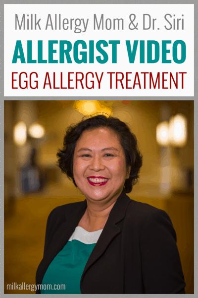 Egg Allergy OIT Treatment Allergist Video