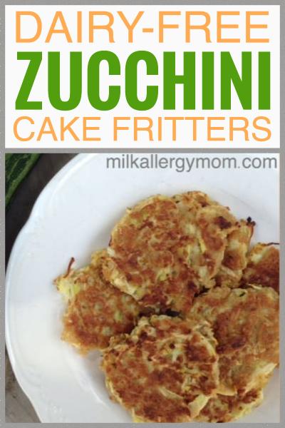 Easy Zucchini Cake Fritters