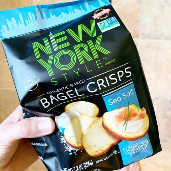 Dairy Free Bagel Chips Recipe