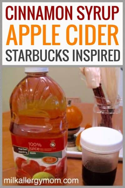 Cheater Apple Cider Using Apple Juice
