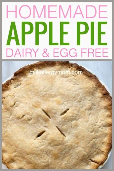 Grandma's Homemade Apple Pie
