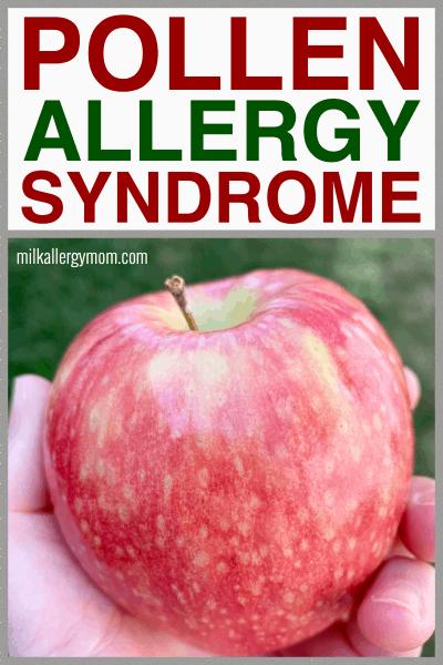 Oral Pollen Allergy Syndrome Info