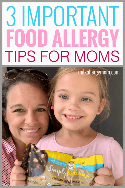 3 Food Allergy Tips for Moms