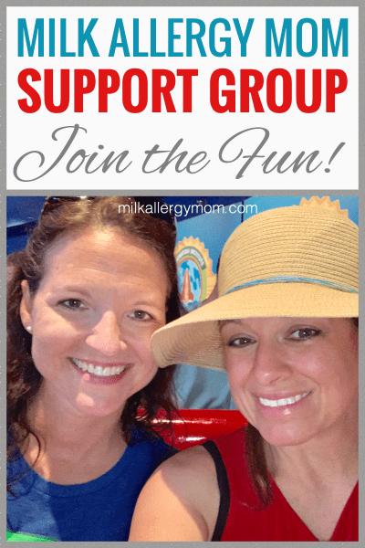 Milk Allergy Mom Support Group