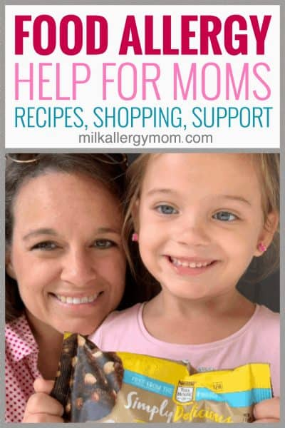 Food Allergy Support For Moms