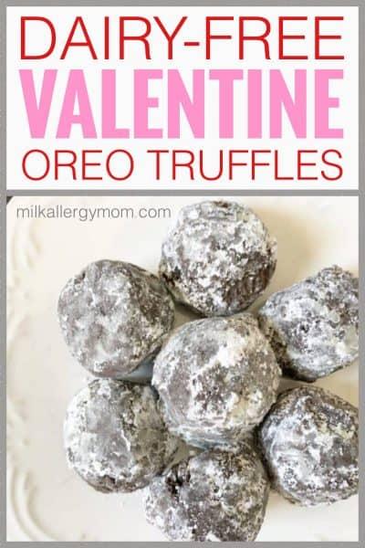 Valentine Oreo Truffle