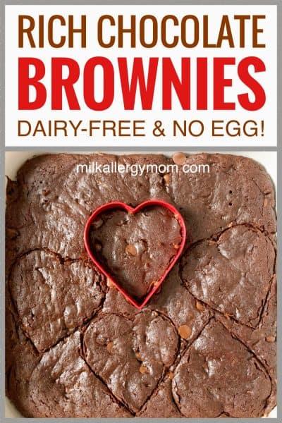 No Egg Brownies