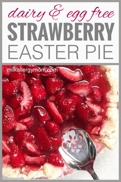 vegan strawberry pie recipe