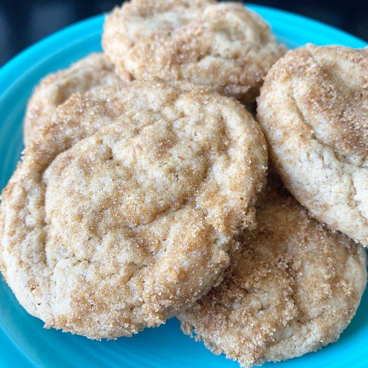 Brown Sugar Cookies Dairy Free