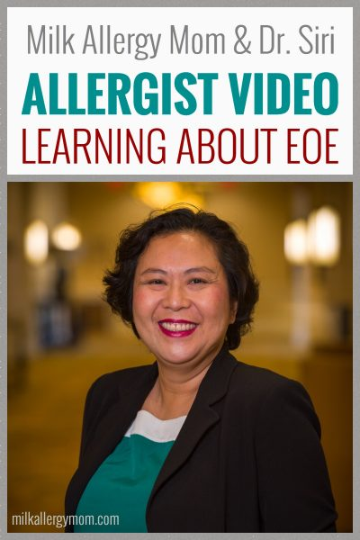 EoE Allergist Video