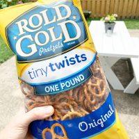 dairy free pretzels